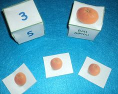 The Very Hungry Caterpillar Counting Game