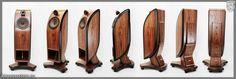 Arfeus kas 02 - Diy Speakers, Magnetic Knife Strip, Knife Block