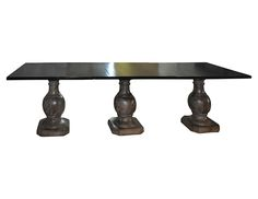 Custom Expandable Unique Dining Table | The Local Vault