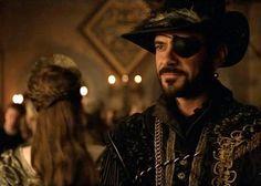 Sir Francis Bryan as played by Alan Van Sprang
