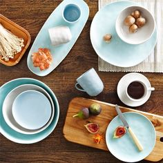 Freedom NZ Instagram | Sorrento dinnerware range