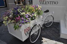 la Rotella: RED Valentino pop up store