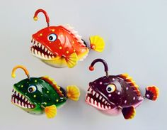 1000 images about toys on pinterest skylanders angler for Angler fish toy