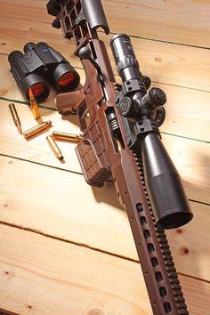 BARRETT MRAD Scharfschützengewehr - Sie mehr: http://www.all4shooters.com/de/Artikel/Pro-Zone/Scharfschuetzengewehr-Barrett-MRAD-ProZone/  Multi Role Adaptive Design, kurz MRAD, heißt der neueste Spross von BARRETT. Gedacht für die verschiedensten Einsatzszenarien, musste das neue Scharfschützengewehr des US-Herstellers auch zum Test bei all4shooters.com erscheinen.