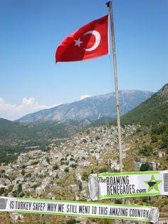 Is it safe to visit Turkey? We headed to amazing Istanbul, Fethiye &…