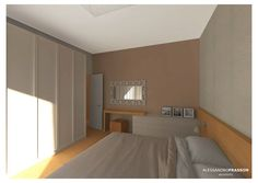 QLC Bedroom, Catania, 2013 - Alessandro Frasson Catania, Design Projects, Master Bedroom, Interior Design, Architecture, Formal, Furniture, Home Decor, Master Suite