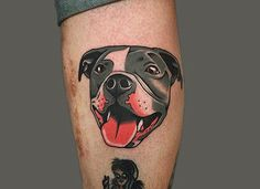 #tatuajes old school de #animales