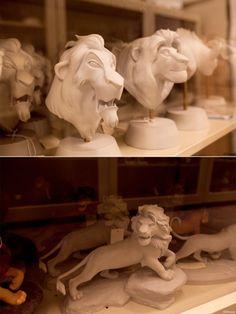 The Lion King #maquette - Kent Melton