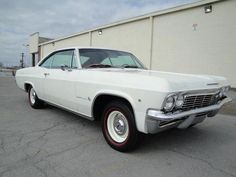 1965 Chevrolet Impala For Sale In Knoxville Tn Racingjunk