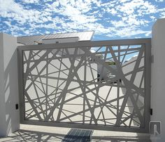 Spangle | Metal Laser Cut Screens | Locally designed and manufactured outdoor Screens | Wall Features | WaterGarden Warehouse, Perth, Western Australia. | www.watergardenwarehouse.com.au