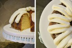Double Baked Bundt Cake