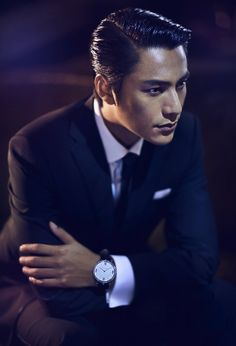 Chen Kun for Van Cleef & Arpels @Nira Jagadeesan Check out this board! You'll LOVE it :D