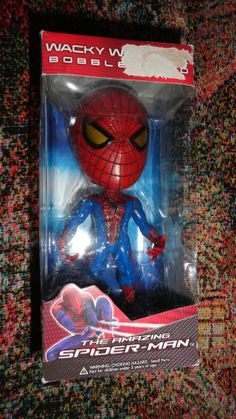 Spider-man Bobblehead must have