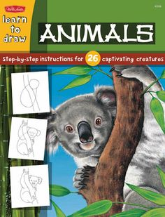 Ebooks for children and more (My password: children09): [Fshare] Learn to draw - Animals