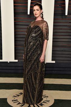Anne Hathaway   - HarpersBAZAAR.co.uk