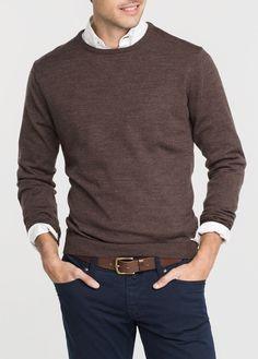 Jersey lana coderas contraste