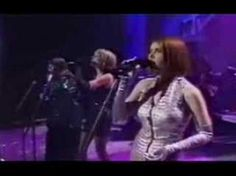 Wilson Phillips - Hold on (Live on MTV). I can't help it...I've always secretly loved this song.  And...one day, someone did make me want to turn around and say goodbye.