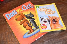 Cats vs. Dogs - A Reading and Writing Project - Susan Jones