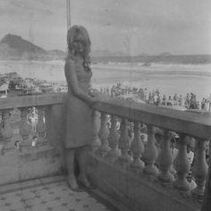 Hotel Copacabana Palace - Brigitte Bardot  em 1963