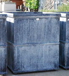 Branch Hudson Planter Box 24″ x 24″ x 30″ H Online Garden Store $1600.