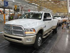Ram Has Just Delivered A Ram 3500 With 900 lb-ft Of Torque