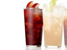 Apple-Pomegranate Soda
