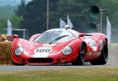 The Alan Mann Ford F3L sports prototype was powered by a Ford-Cosworth DFL…