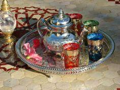 Service à thé à la menthe Prestige