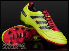 Adidas Predator X. this colour really reminded me of my very first pairs of predators
