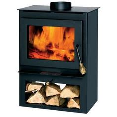 An affordable option is the Englander Wood Stove. Crafted of black steel, this freestanding, top-vented stove will heat rooms that are up to square feet. It's a high-efficiency design that meets EPA standards. Fireplace Hearth, Stove Fireplace, Fireplace Inserts, Fireplace Ideas, Rv Wood Stove, Wood Pellet Stoves, Gas Stove, Englander Wood Stove, Small Wood Burning Stove