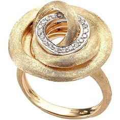 "How pretty! ""Jaipur Link Cocktail Ring"""