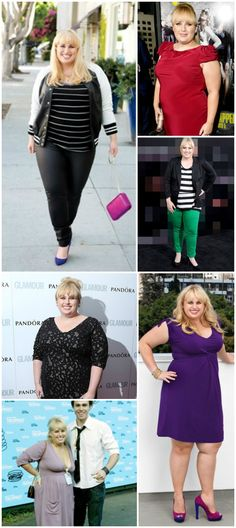 Rebel Wilson {Steal Her Style} anybody else notice how GORGEOUS this lady is?