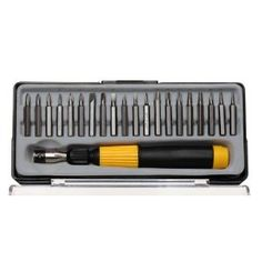 SE 20 pcs Torx, Phillips, Slotted - Screwdriver Set (Misc.)  http://look.bestcellphoness.com/redirector.php?p=B000S8ZZG8  B000S8ZZG8