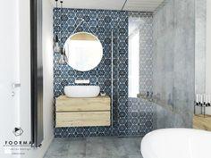 Bathroom - Average bathroom, vintage style - image of FOORMA Interior Design Studio Styl Vintage, Vintage Fashion, Interior Design Studio, Color Schemes, Toilet, Mirror, House, Furniture, Home Decor