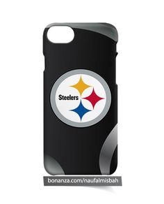 Pittsburgh Steelers Black iPhone 5 5s 5c 6 6s 7 + Plus 8 Case Cover - Cases, Covers & Skins