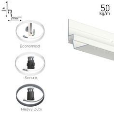 Artiteq All in One Ceiling Strip bundle for ceiling hanging. Choose from pre arranged kits. Ceiling Hanging, Recessed Ceiling, Hanging Wire, All In One, Packaging, Wall Decor, Wall Hanging Decor, Wrapping, Wall Decorations