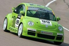 Volkswagen Beetle RSI race car