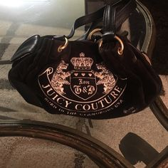 Juicy couture purse (price firm!) Brand new never used all in tact Juicy Couture Bags Mini Bags