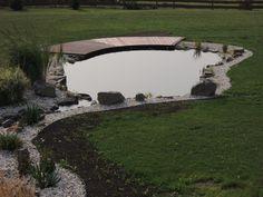 Fotogalerie jezírka, zahradní jezírko, rybníček - Zahradní jezírka Banat