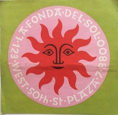 Alexander Girard, La Fonda del Sol