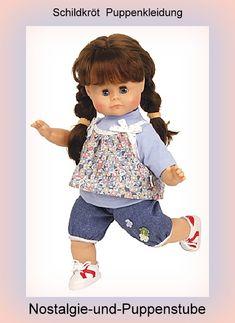 Schildkröt Puppenkleidung für 37 cm Schlummerle, Jeanshose... nur 40.90 EUR