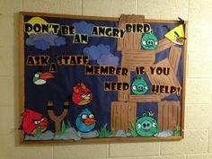 My angry bird bboard!