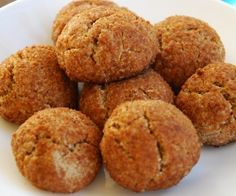 Coconut Sugar Snickerdoodle Bombs Recipe | Paleo inspired, real food