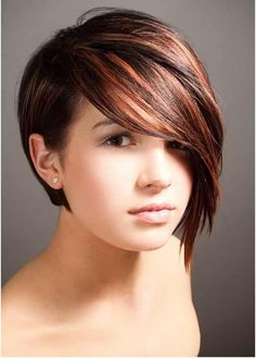 10 Most Popular Hairstyles For College Girls   Sweet short hair short cut hairstyles | hairstyles