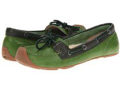 Keen Catalina Boat Shoe Garden Green - Zappos.com $95