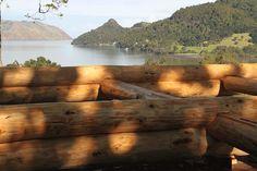 Log House - Beach + Wilderness Living Auckland | Trade Me Property