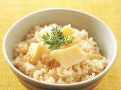 たけのこご飯の作り方@人気プロの料理レシピ - NAVER まとめ