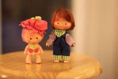 Lot of 2 ViNtAge Strawberry Shortcake dolls by ThisaThatVintage, $18.00