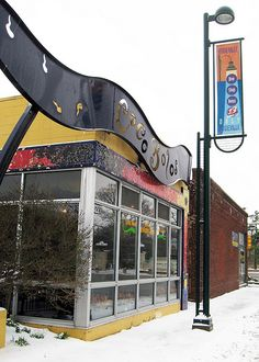 Coco Bolo's, Aggieville by Blake Gumprecht, via Flickr  **My favorite place to eat!