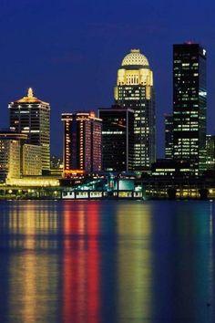Louisville Skyline 36366 Louisville kentucky Kentucky and